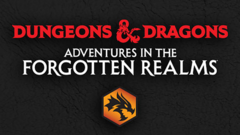 Adventures in the Forgotten Realms Theme Boosters Pack - Dungeon Theme