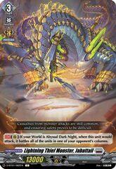 Lightning Thief Monster, Jabattail - D-BT01/082EN - C