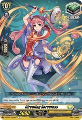 Circuling Sorceress - D-BT01/105EN - C
