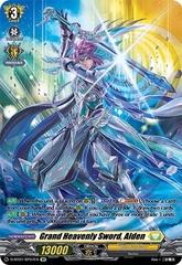 Grand Heavenly Sword, Alden - D-BT01/SP07EN - SP