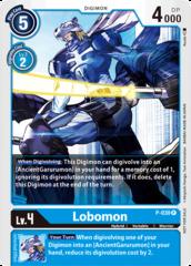 Lobomon - P-030 - P (Great Legend Power Up Pack)