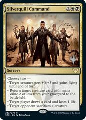 Silverquill Command - Foil - Promo Pack
