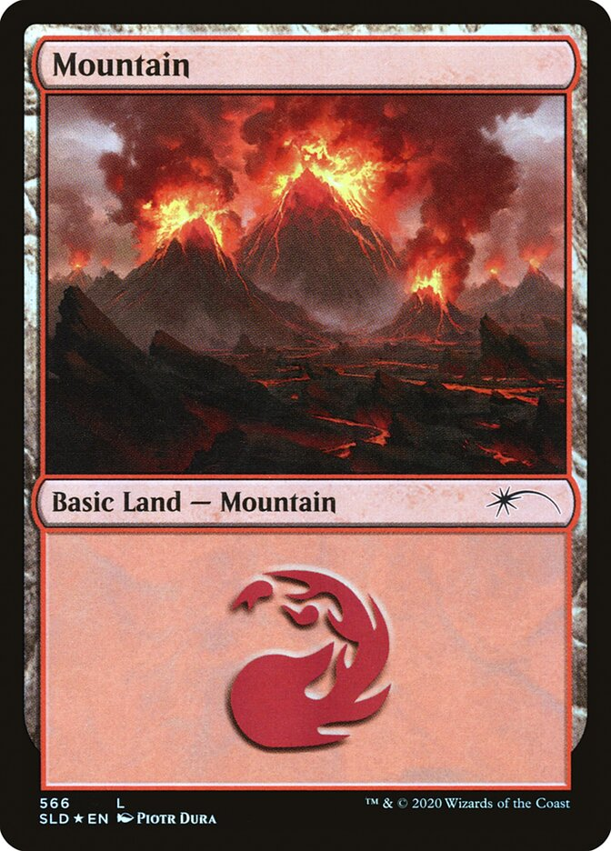 Mountain (566) - Foil