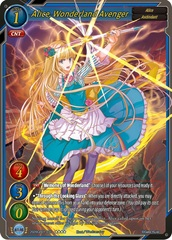 Alice, Wonderland Avenger - 2020GB01-035 - RRR