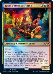 Yusri, Fortune's Flame - Foil Bundle Promo