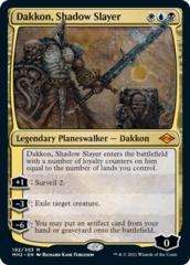 Dakkon, Shadow Slayer - Foil