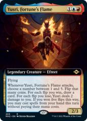 Yusri, Fortune's Flame - Foil - Extended Art