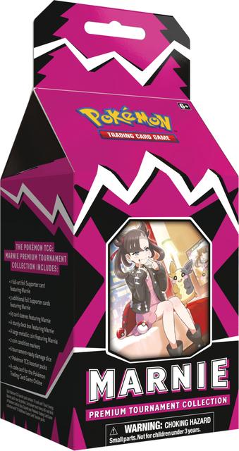 Marnie Premium Tournament Collection Box