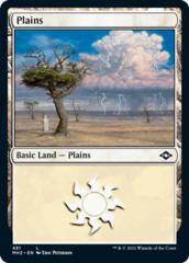 Plains (481) - Foil Etched