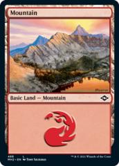 Mountain (488) - Foil