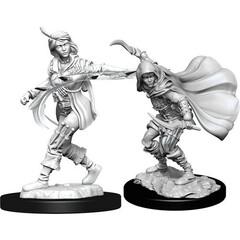 Pathfinder Battles Deep Cuts: Female Human Rogue (Wave 14)