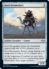 Steel Dromedary