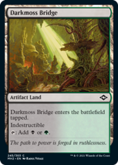 Darkmoss Bridge - Foil