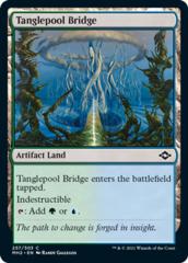 Tanglepool Bridge - Foil