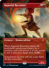 Imperial Recruiter - Foil - Borderless