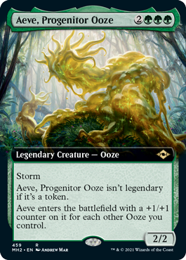 Aeve, Progenitor Ooze - Extended Art
