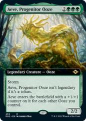 Aeve, Progenitor Ooze - Foil - Extended Art