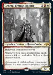 General Ferrous Rokiric (Showcase)