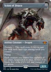 Scion of Draco - Foil - Borderless