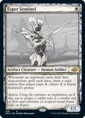Esper Sentinel - Showcase