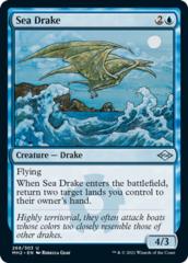 Sea Drake - Foil