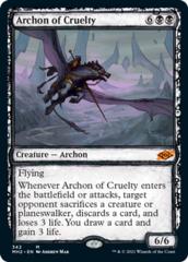 Archon of Cruelty - Showcase