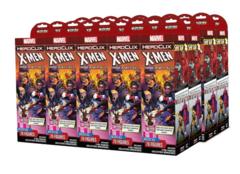 Marvel Heroclix X-Men Rise & Fall Booster Case