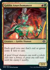 Goblin Anarchomancer - Foil