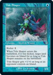 Tide Shaper (Retro Frame) - Foil