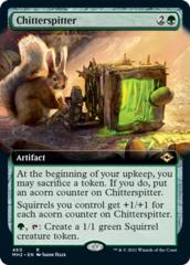 Chitterspitter (Extended Art)