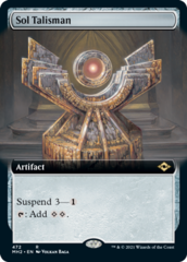 Sol Talisman - Extended Art