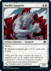 Marble Gargoyle - Foil