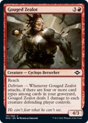 Gouged Zealot - Foil