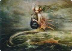 Svyelun of Sea and Sky B Art Card