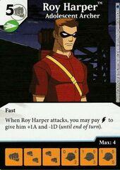 Roy Harper - Adolescent Archer