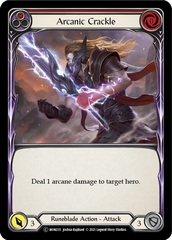 Arcanic Crackle (Red) - Unlimited Edition