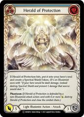 Herald of Protection (Blue) - Unlimited Edition