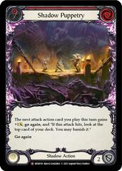 Shadow Puppetry - Rainbow Foil - Unlimited Edition
