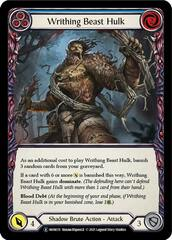 Writhing Beast Hulk (Blue) - Unlimited Edition