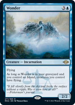 Wonder (Foil Etched) - Foil