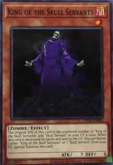 King of the Skull Servants - OP16-EN005 - Super Rare - Unlimited Edition