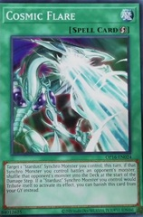 Cosmic Flare - OP16-EN024 - Common - Unlimited Edition