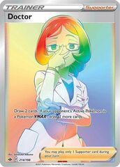 Doctor - 214/198 - Secret Rare