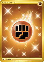 Fighting Energy - 233/198 - Secret Rare