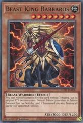 Beast King Barbaros - EGS1-EN008 - Common - 1st Edition