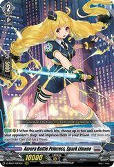 Aurora Battle Princess, Spark Limone - D-SS01/023EN - RRR