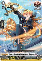 Aurora Battle Princess, Amy Orange - D-SS01/030EN - RRR