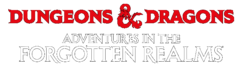 Adventures into the Forgotten Realms Complete Set of Commons/Uncommons