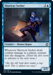 Shortcut Seeker - Foil