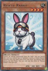 Rescue Rabbit - KICO-EN034 - Rare - 1st Edition